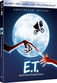 ET Blu Ray