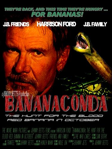 Bananacondas