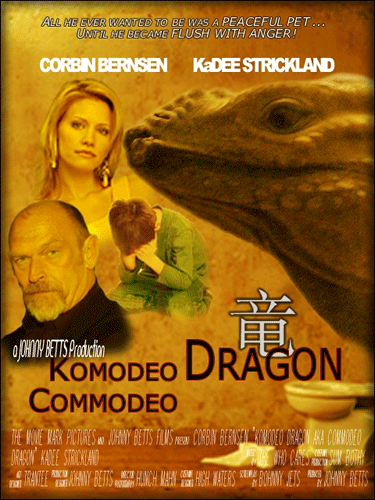 Commodeo Dragon