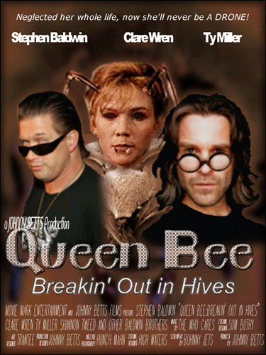 Queen Bee: Breaking Out in Hives