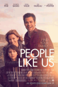 People Like Us movie review