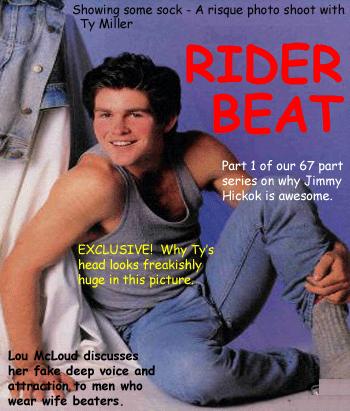 Rider Beat 1