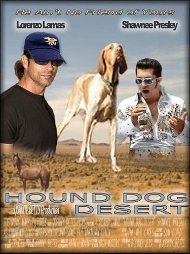 Hound Dog Desert